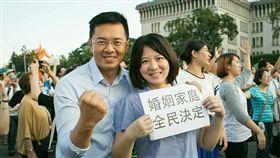 公投,反同,專法,游信義,王丹 圖/臉書