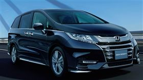 Honda Odyssey(圖/翻攝網路)