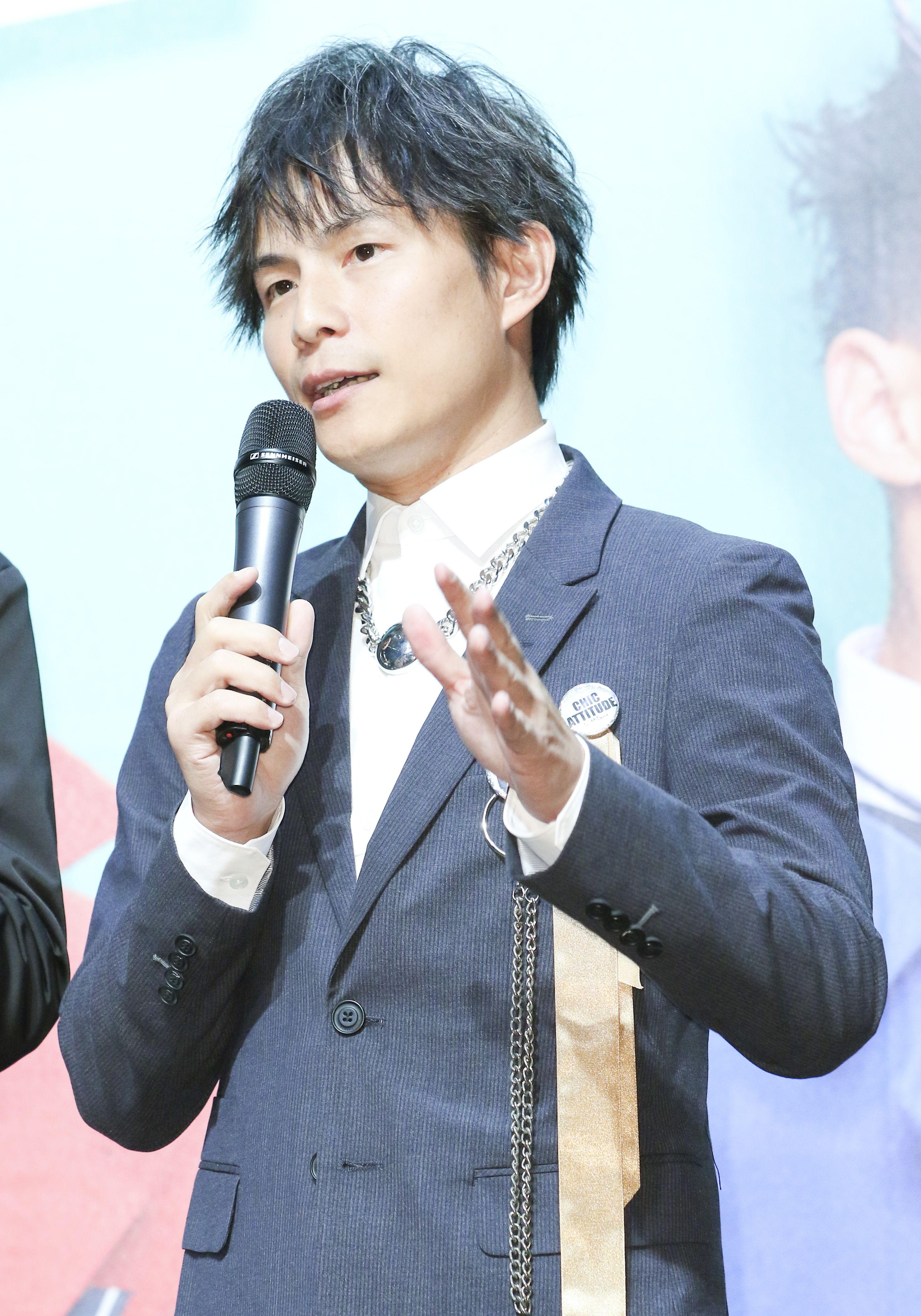 經典男團「5566」成員孫協志。(記者林士傑/攝影)