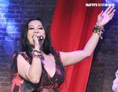 「愛之日常音樂節」歌手紀曉君出席演唱。(記者林士傑/攝影)