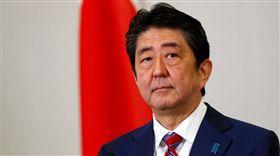 日本首相安倍晉三。(圖/翻攝自@eha_news 推特)