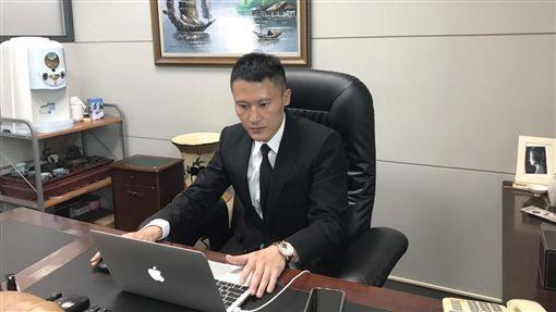 台灣尾牙王謝銘杰(記者郭奕均攝影)