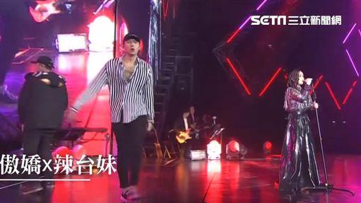 昨(1日)徐佳瑩來賓居然是落差極大的頑童。