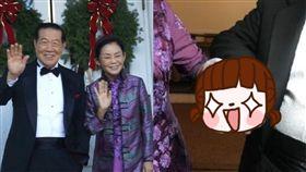 李昌鈺,刑事,鑑識,結婚,麥克筆,福爾摩斯,宋妙娟,蔣霞萍, 圖/翻攝自微博