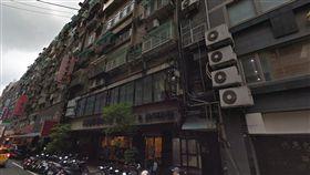 台北,吸毒,暴斃,棄屍,中山。翻攝自GoogleMap