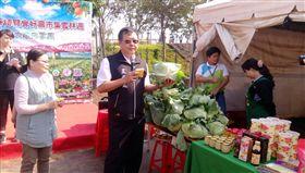 花博外埔園區好農市集推「雲林縣市週」 展售優質農特產品/台中市政府提供