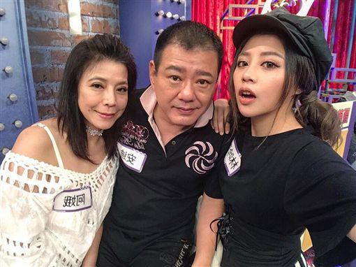 安迪、林吟蔚(圖/翻攝林吟蔚臉書)