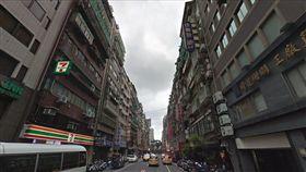 台北,吸毒,棄屍,安非他命,毒咖啡。翻攝自Google Map