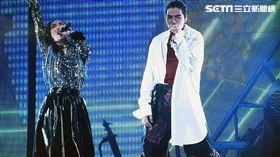 徐佳瑩第二場演唱會特別來賓蕭敬騰。