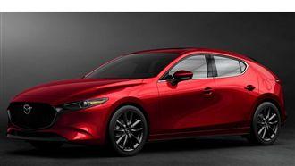 全新大改款 Mazda 3發表!