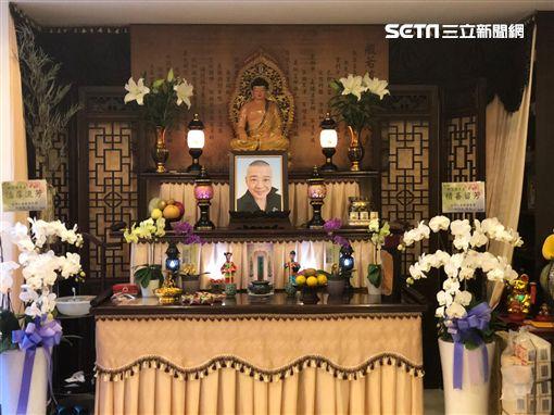 安迪靈堂、安迪家屬圖/阿娥提供、記者李依純攝影