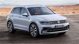 Volkswagen Tiguan(圖/翻攝網路)