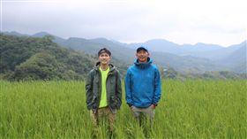 曾耀祖(左)賴俊龍(右)