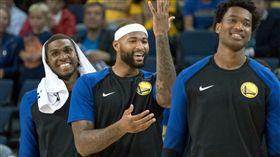 噩耗!勇士中鋒胸肌撕裂 恐整季報銷 NBA,金州勇士,Damian Jones,報銷 翻攝自推特