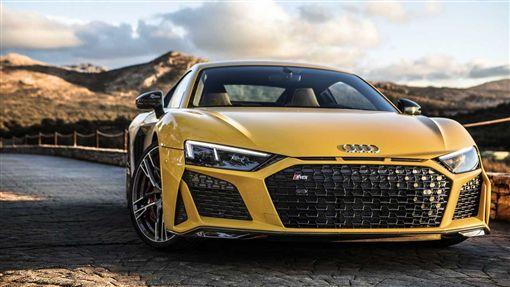 Audi R8 V10 Performance Quattro。(圖/翻攝網站)