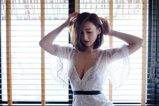 香港女藝人高海寧。(圖/翻攝自高海寧IG)