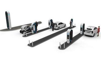 電動車充電久 法國公司:4分鐘就夠