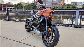 Harley-Davidson Live Wire(圖/翻攝網路)