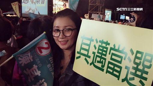 陳其邁現身探病父 罹癌女鐵粉:他給我力量