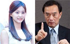 裕隆集團董事長嚴凱泰,坦承韓團只認識周子瑜。