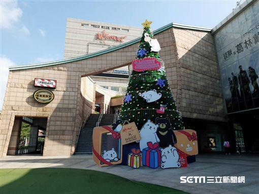 今年聖誕最萌打卡景點盤點 熊大莎莉全台跑透透