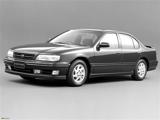 Nissan Cefiro(圖/翻攝網路)