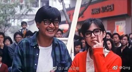 王祖賢,周潤發(圖/微博)