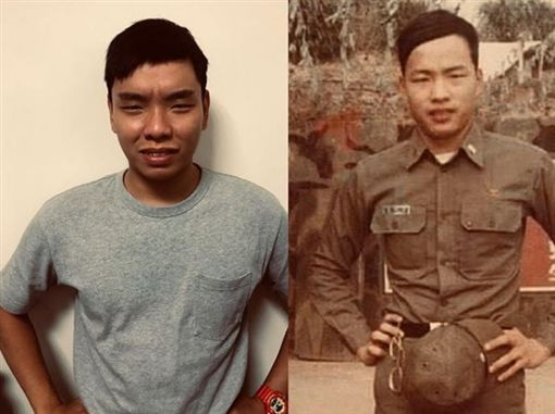 蕭志瑋撞臉韓國瑜/蕭志瑋IG