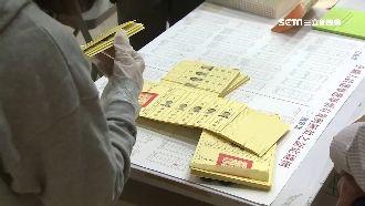 北市長驗票 驚傳99張空白票灌給他