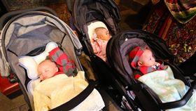 醫生建議減胎媽祖不同意 高齡婦順利產下3胞胎/翻攝北港朝天宮臉書