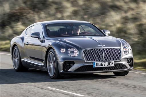 Bentley Continental GT(圖/翻攝網路)
