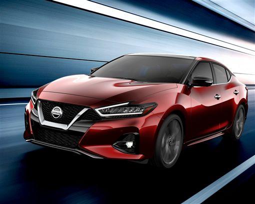 Nissan Maxima Facelift(圖/車訊網)