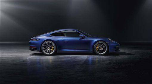 Porsche 911(圖/車訊網)