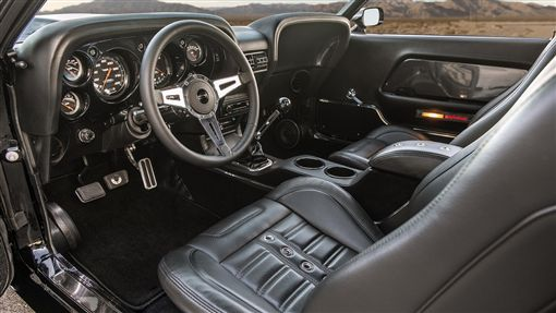 Ford Boss 429 Mustang(圖/車訊網)