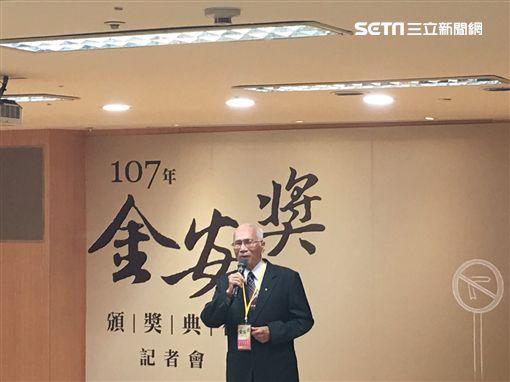 金安獎,金安英雄,陳喜彥,導護志工/交通部道安委員會提供
