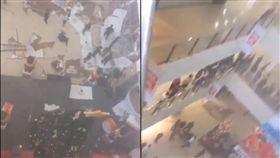 馬來西亞購物中心爆炸 3死24傷 圖/翻攝自vanessajulan_ Twitter https://twitter.com/vanessajulan_/status/1069870211384242176