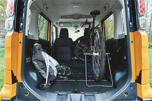 Suzuki Spacia Gear。(圖/翻攝網站)