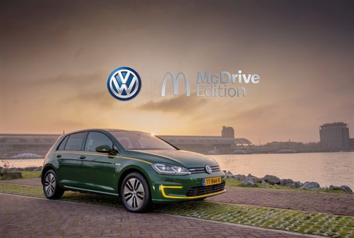 Volkswagen e-Golf McDrive Edition(圖/翻攝網路)