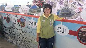 高雄市議員李喬如PO文詢問參選當主席意見,臉書
