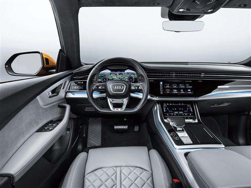 Audi Q8(圖/翻攝網路)