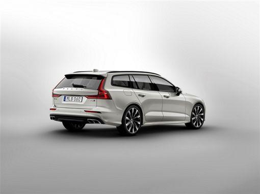 Volvo V60(圖/翻攝網路)