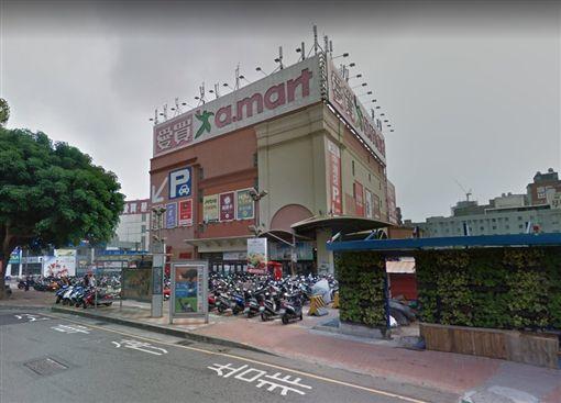 台中愛買20年老店(中港店)/Google map