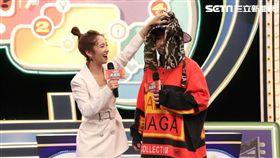 阿達、LuLu主持新節目《燃燒吧!大腦君》 圖/中天電視提供