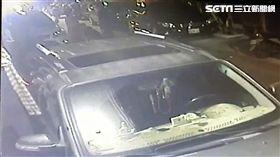 曹男二度家暴17歲嫩妻,遭妻子友人約出圍毆,全案訊後依傷害罪函送法辦(翻攝畫面)