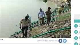 印度,湖水,愛滋,屍體,感染,居民 https://www.diariopanorama.com/noticia/306792/drenaron-lago-temor-infectarse-vih-al-encontrar-mujer-muerta-el