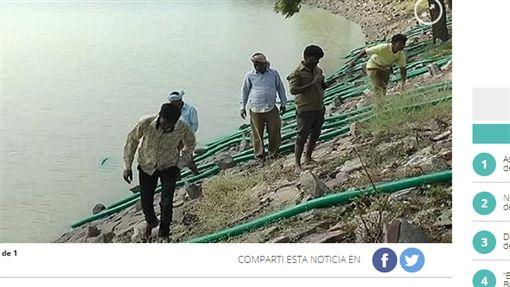 印度,湖水,愛滋,屍體,感染,居民https://www.diariopanorama.com/noticia/306792/drenaron-lago-temor-infectarse-vih-al-encontrar-mujer-muerta-el