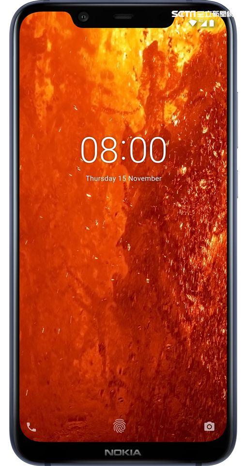 手機,HMD Global,Nokia 8.1,高感光,蔡司鏡頭,夜拍