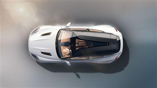 Aston Martin Vanquish Zagato Shooting Brake。(圖/翻攝網站)