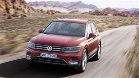 19年式Tiguan、Tiguan Allspace正式登台。(圖/Volkswagen提供)