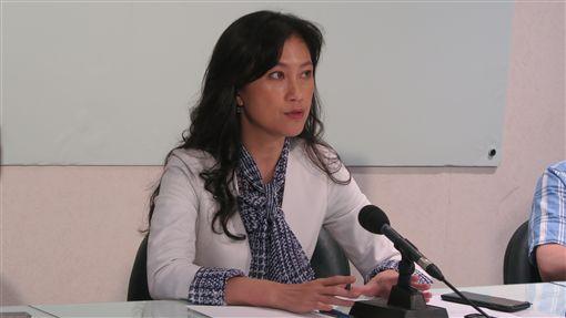 行政院發言人Kolas Yotaka。(圖/記者盧素梅攝)